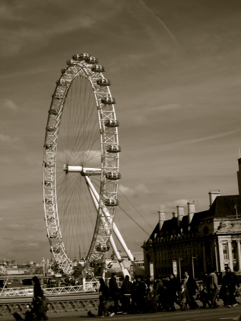 London Eye Part 2