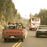 Driving Dangerously Ecuador by Suzanna Lourie