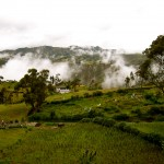Cloud-Level Ecuador by Suzanna Lourie