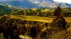 Landscape Ecuador by Suzanna Lourie