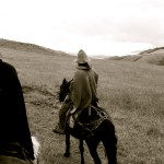 On Horseback Ecuador by Suzanna Lourie