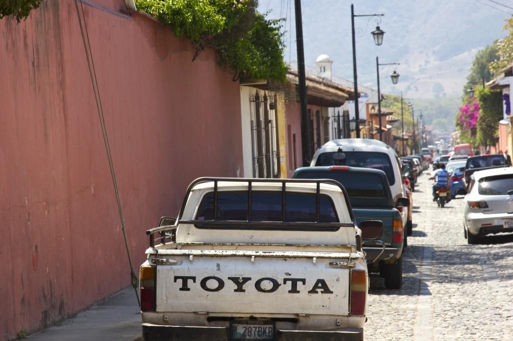 Antigua Trucks