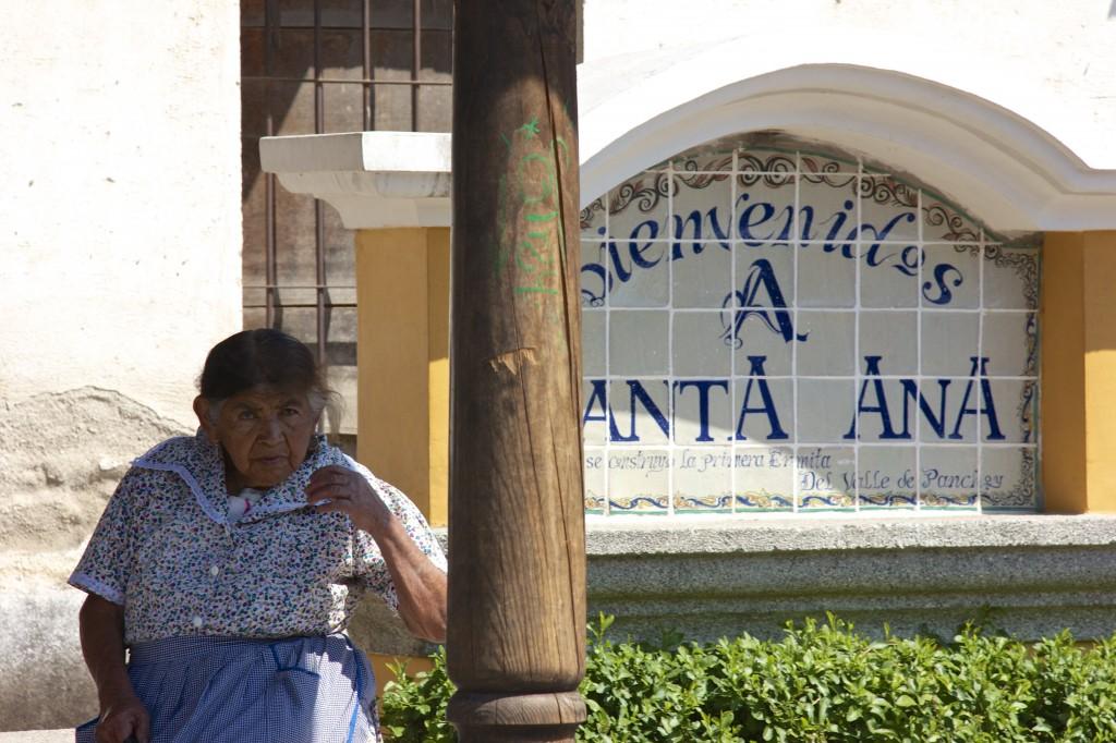 Bienvenidos a Santa Ana