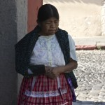 Antigua Woman